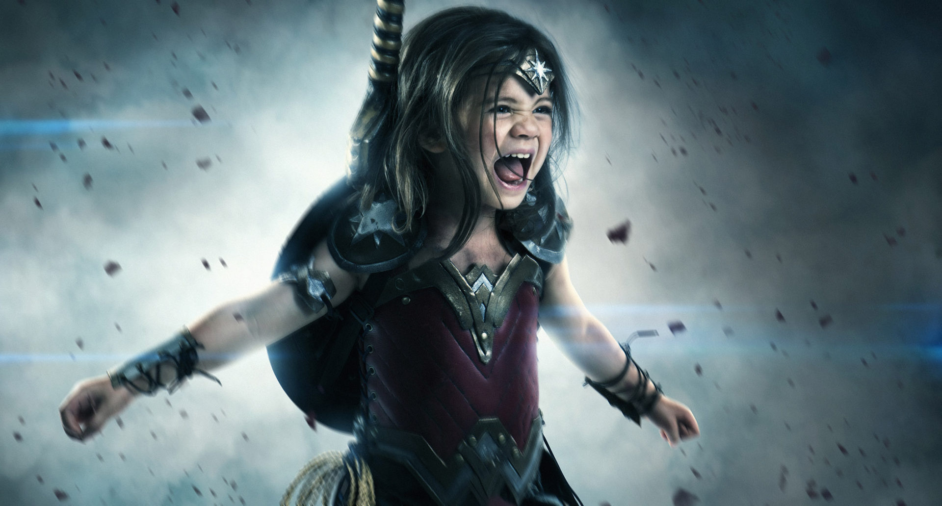 Wonder woman series commercial and advertising for Best online photo gallery